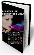 Formulas Gratis cosméticos volume 1