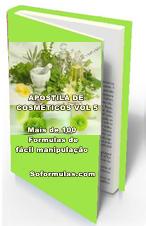 Formulas Gratis cosméticos volume 5