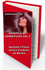 Formulas Gratis cosméticos volume 2
