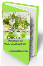 Formulas Gratis cosméticos volume 5